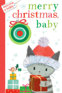 Book cover for Welcome, Baby: Merry Christmas, Baby