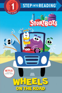 Cover of Wheels on the Road (StoryBots) cover