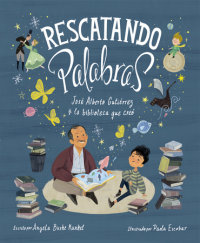 Cover of Rescatando palabras (Digging for Words Spanish Edition) cover