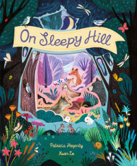 Book cover for On Sleepy Hill