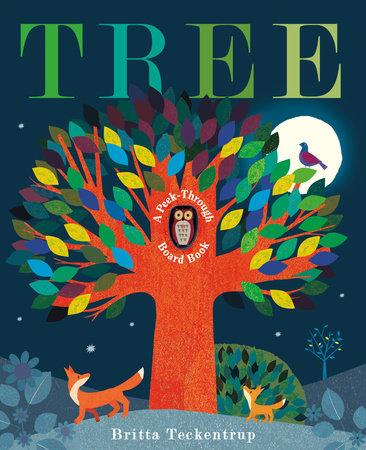 Tree: A Peek-Through Board Book