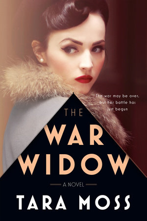 Cover image for The War Widow