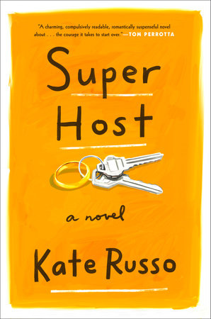 Cover image for Super Host