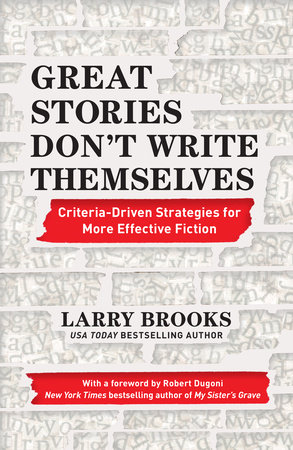 Great Stories Don't Write Themselves
