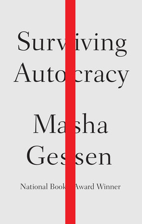 Surviving Autocracy book cover
