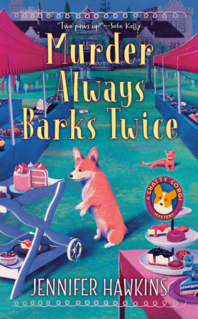 Cover image for Murder Always Barks Twice