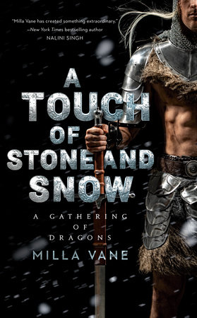 Cover image for A Touch of Stone and Snow