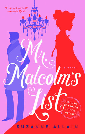Cover image for Mr. Malcolm's List