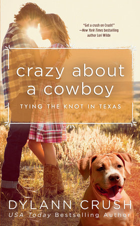 Cover image for Crazy About a Cowboy