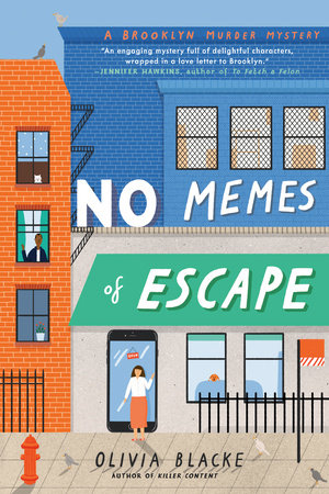 Cover image for No Memes of Escape