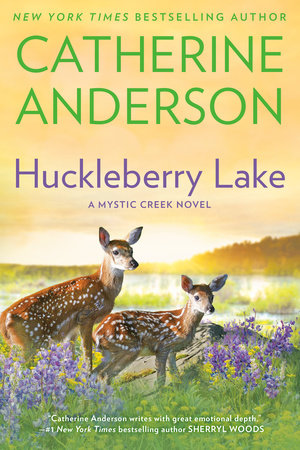 Cover image for Huckleberry Lake