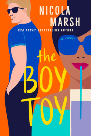 Cover of The Boy Toy