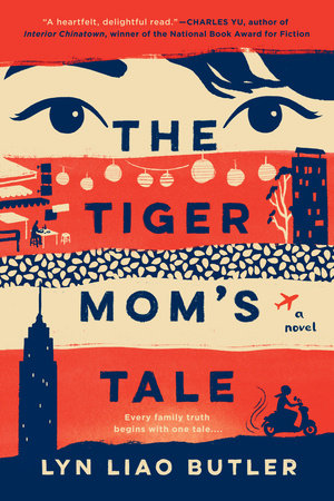 Cover image for The Tiger Mom's Tale