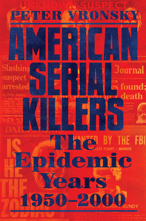 Cover image for American Serial Killers