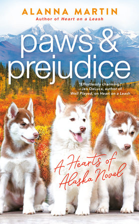 Cover image for Paws and Prejudice
