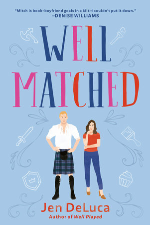 Cover image for Well Matched