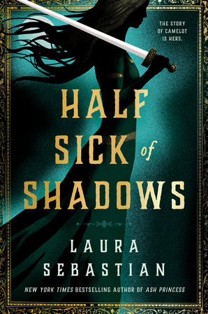 Cover image for Half Sick of Shadows