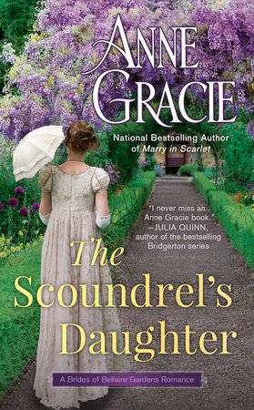 Cover image for The Scoundrel's Daughter