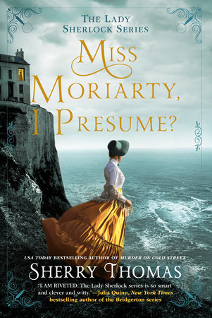 Cover image for Miss Moriarty, I Presume?