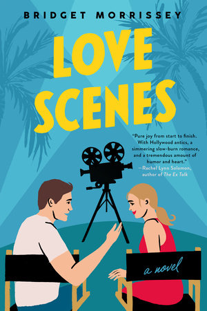 Cover image for Love Scenes