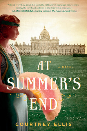 Cover image for At Summer's End