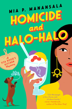 Homicide and Halo-Halo