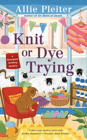 Knit or Dye Trying