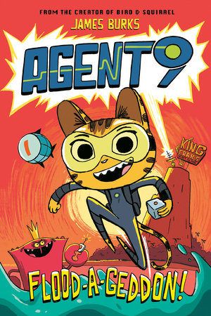 Agent 9: Flood-a-Geddon!