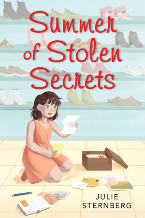 Summer of Stolen Secrets