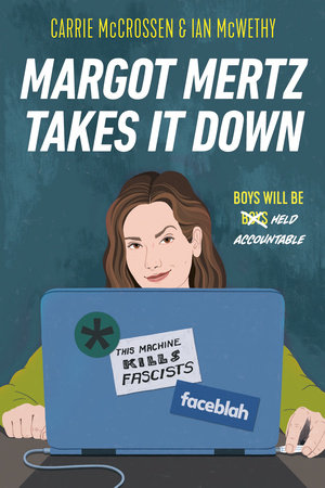 Margot Mertz Takes It Down