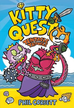 Kitty Quest: Tentacle Trouble