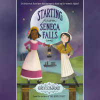 Cover of Starting from Seneca Falls cover