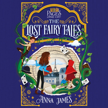 Pages & Co.: The Lost Fairytales
