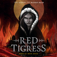 Cover of Red Tigress cover