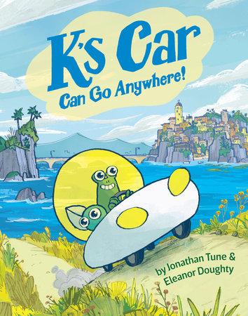 K's Car Can Go Anywhere!