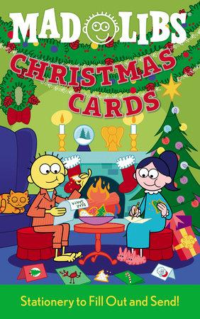 Christmas Cards Mad Libs