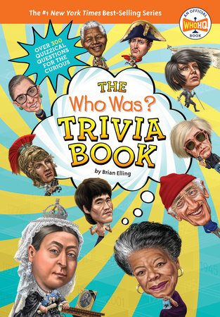 The Who Was? Trivia Book