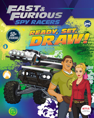 Fast & Furious: Spy Racers: Ready, Set, Draw!