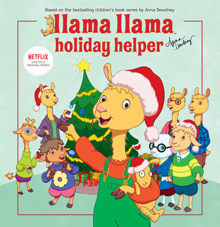 Llama Llama Holiday Helper