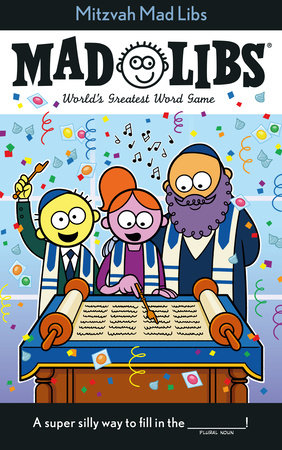 Mitzvah Mad Libs