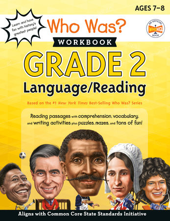 Who Was? Workbook: Grade 2 Language/Reading