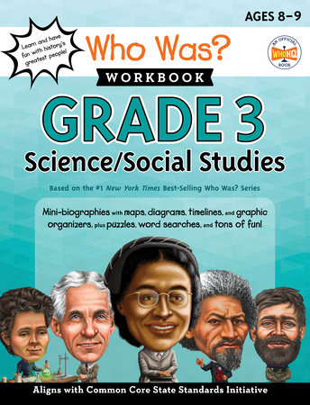 Who Was? Workbook: Grade 3 Social Science/Social Studies