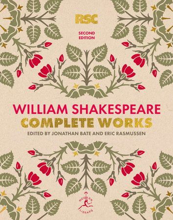 William Shakespeare Complete Works, 2nd Edition