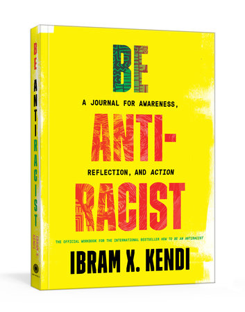 Be Antiracist book cover