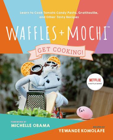 Waffles + Mochi: Get Cooking!