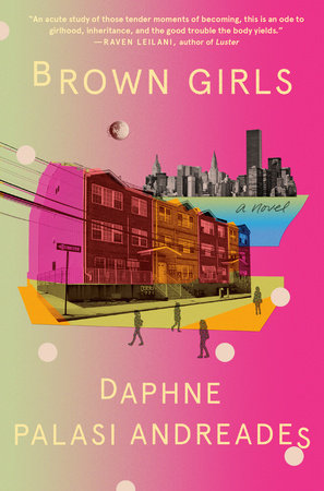 Cover image for Brown Girls