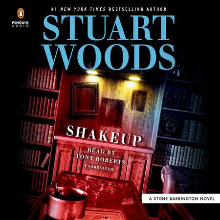 Shakeup book cover