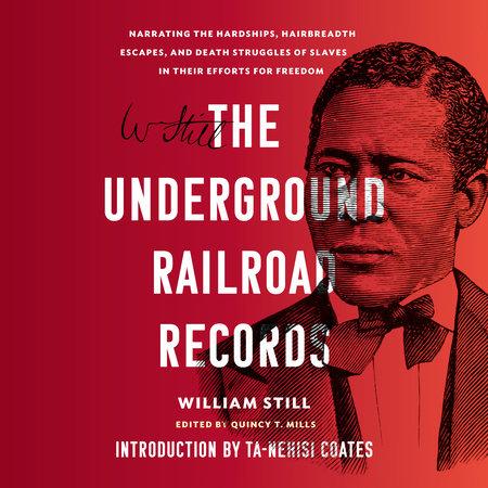 The Underground Railroad Records book cover