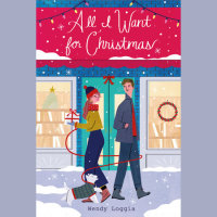 Cover of All I Want for Christmas cover