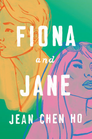 Cover image for Fiona and Jane